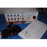 Iontocontractor Electromedicina Morales, 4 Canales + Facial