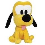 Pluto Cachoro Do Mickey De Pelucia Original Da Disney