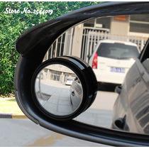 Par Espelho Retrovisor Convexo Ford 5cm Auxiliar Moto Carro