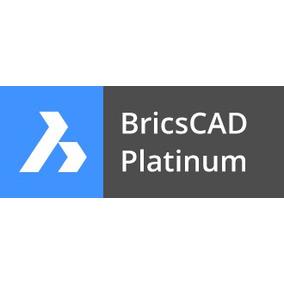 Bricscad Platinum V17 - Network - Com All In 12 Meses
