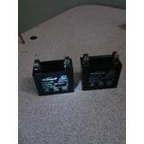 Capacitador Soplador Y Ventilador De Split 3uf 450vac