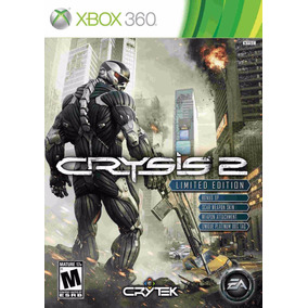 Crysis 2 Limited Edition Xbox 360 Seminuevo Excelente