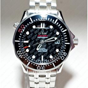 df4fe9ff019 Relógio Omega 007 Limited Edition - Relógios no Mercado Livre Brasil