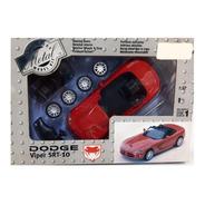 Dodge Viper Srt-10 Escala 1:32 Metal Qik-build Testor 630016