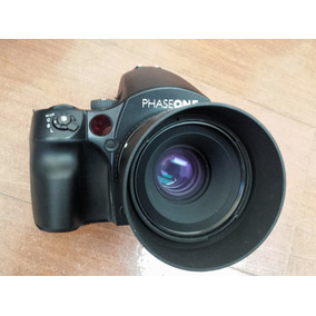 Camera Phaseone Df+ Com Back Phase One Iq140 E Lente 80mm