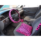 Almohadon Auto Mujer - Vestí Tu Auto