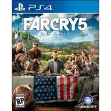 Far Cry 5 Ps4 Playstation