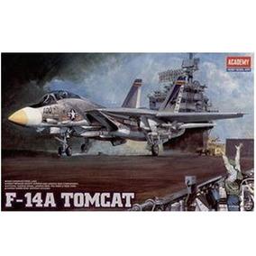 Avião Para Montar U.s Navy Fighter F-14a 1:48 Academy 12253