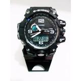 Reloj Deportivo Casio G-shock Alarma, Cronometro, Resistente