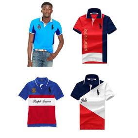 Playeras Polos Ralph Lauren Para Hombre Varios Colores Rl 09 9c3c2e0774d2f
