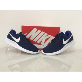 Nike Tanjun Original Azul Para Dama