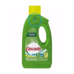 Detergente Cascade Gel Para Lava Louças Pratos Econômico 2kg