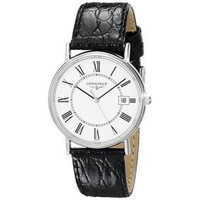 L Presencia Reloj De La Colección Longines Hombres
