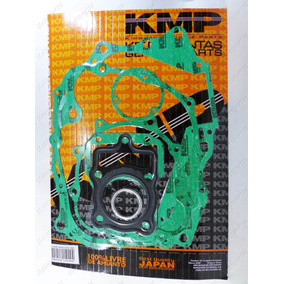 Kit Junta Motor Completo Kmp Honda Cg 125 00-08