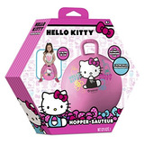 Hedstrom Hello Kitty Hopper Ball, Bola Hop Para Niños