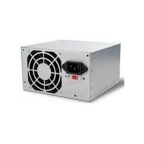 Fuente De Poder Para Pc Atx 650w 20+4 Pines Sata Intel Mdj