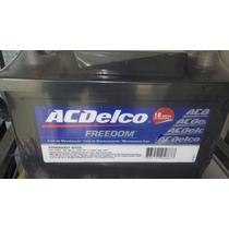 Bateria Original Ac Delco Linha Gm 60 Ah *12 X Sem Juros