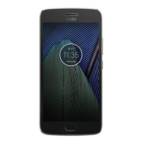 Motorola G5 Plus Dual SIM 32 GB Cinza-lunar 2 GB RAM