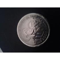 Moneda Maradona Jugador Del Siglo Año 2000