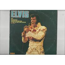 Disco De Vinil - Elvis Presley - Elvis - Lp 30