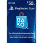 Tarjeta Playstation Psn $50 Usa - Ps4 Ps3 Ps Vita