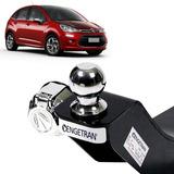 Engate Engetran Homologado Inmetro Novo Citroen C3 2013/2015