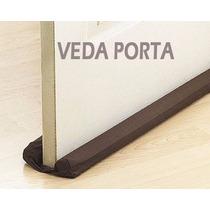 Veda Porta Duplo Contra Entrada De Insetos/poeira 1m