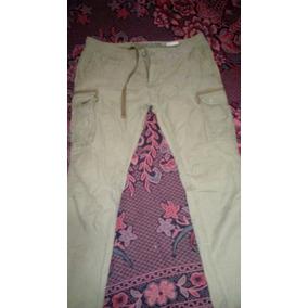 Pantalon Tipo Gabardina