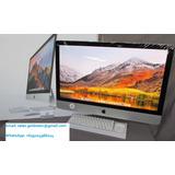 Apple Imac 27 5k Retina Qc I5 3.2/3.6ghz 16gb Ram 1tb Hd