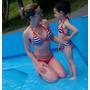 Lindo Conjunto Biquini Cropped Bojo Lançamento Verão 2017