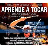 Clases De Bateria Academia Teoria Lectura Musical - Caracas