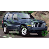 Manual Despiece Catalogo Jeep Cherokee Liberty Kj 2002-2007