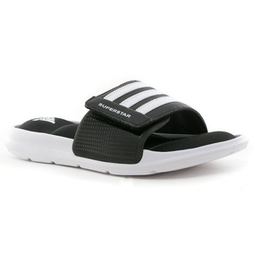 Chinelas Superstar Slides Negro adidas