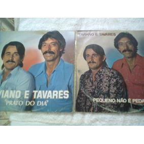 Lps Taviano E Tavares Vol 2 E Prato Do Dia
