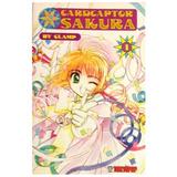 Manga Cardcaptor Sakura Vol 1-6. Inglés - Eua - Tokyopop