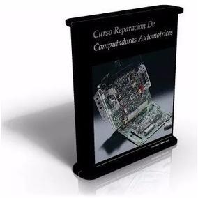 Pack Diagnostico, Reparación De Computadoras Automotrices