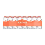 Agua Purificada Bonafont 40 Pzas De 330 Ml C/u