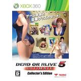Dead Or Alive 5 Ultimate Edición Coleccionista / Xbox360