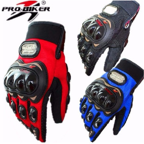 Luva De Moto Pro Biker (motociclista / Ciclista)