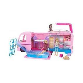 Real Trailer Dos Sonhos Da Barbie Mattell