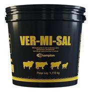 Ver-mi-sal 1,110 Kg - Champion Saúde Animal