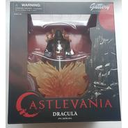 Estatuilla Castlevania Gallery Dracula Statue Nueva !!!