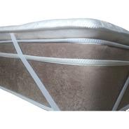 Pillow Top Med Luxo Hr Foam 5cm Solteiro