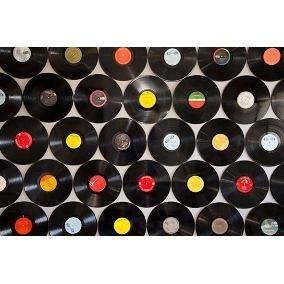 30 Discos Vinil, Lp´s Para Decoração Enfeites, Artesanato