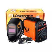 Soldadora Inverter Lusqtoff Iron 180 + Máscara Fotosensible