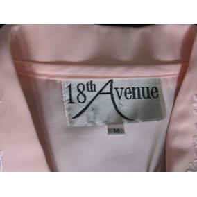 Camisas Dama, Bordadas. Talles 48 Aprox.