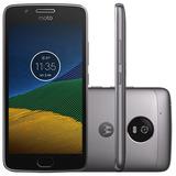 Smartphone Moto G5 Xt1672 Platinum - Dual Chip, 4g, Tela 5