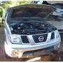 Caçamba Sucata Pick Up Nissan Frontier Sel 2010 2011 2012 13