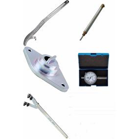 Ferramentas Sincronismo Motor Fire 8v C/ Relógio Comparador