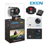 Action Camara Eken H9r Original 2017, 4k Sumergible, Control